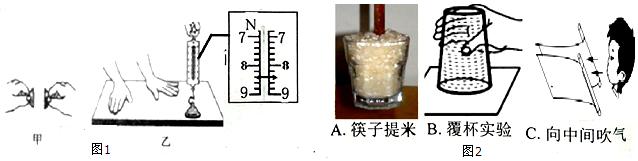 15.在探究电压一定时,电流跟电阻的关系的实验中,设计电路图如图甲所示.  (1)请根据图甲电路图用笔画线代替导线将图乙所示实物连接成完整电路(导线不允许交叉) (2)在图乙中,闭合开关前滑动变阻器的滑片应移到A(选填A或B). (3)连接好电路,发现电流表没有示数,移动滑动变阻器的滑片,电压表示数始终接近电源电压,造成这一现象的原因可能是C A.电流表坏了  B、滑动变阻器短路  C.电阻处接触不良 D.电阻短路 (4)排除电路故障进行实验,多次改变R的阻值,调节滑动变阻器,使电压示数保持不变
