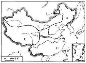南方地区地形复杂多样.西部以高原和盆地为主.东部交错分布着平原.低山和丘陵. 题目和参考答案 精英家教网