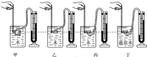 u形管-如图两个U形管都是一端封闭.一端开口的.并且管内部都有一定量的水银.且h1=750mm.h2=760mm.A为真空.其中图甲甲所示的装置可以测出大气压的值.所测出大气压是750750毫米水银柱. 题目