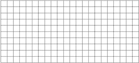 请你在下面方格图中分别画出一个平行四边形,梯形和正方形.