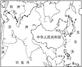我国陆地面积约960万平方千米.仅次于( )A.俄罗
