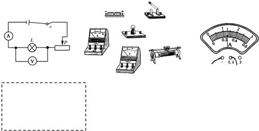 要测定一个额定电压为2.5v小灯泡的额定功率.