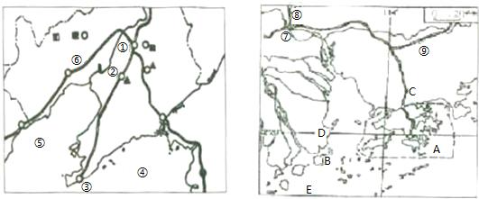 珠江三角洲地区图.