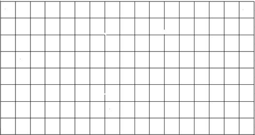 下面方格纸上的边长按1厘米计算.