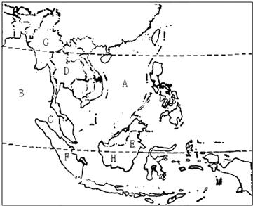 东南亚国家_(3)举出两个东南亚国家的旅游胜地. 查看答案和解析>>
