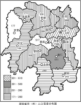人口密度_西部人口密度