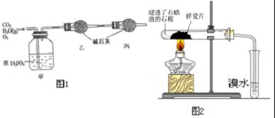 乙烯能发生取代反应_碱性硼化钒(VB2)-空气电池工作时反应为:4VB2+11O2=4B2O3+2V2O5.用该 ...