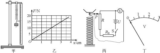 (2)该电子秤能测量的最大质量是多大?