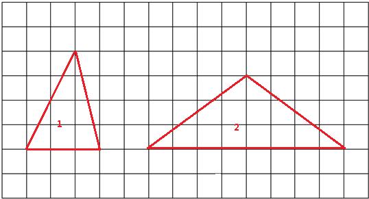 (2)根据钝角三角形的定义,在方格图中画一个等腰钝角三角形.   点评:根据锐角三角形和钝角三角形的定义,结合方格图即可解决此类问题.   解:作图如下: