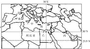 气温与人类的生产生活密切相关.下面说法中与气温的影响无关的是 A.南方的河流多于北方 B.柑橘生长于亚热带 C.热带沙漠地区常常将窗子开的很小 D.我国新疆的吐鲁番有