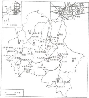 地图 简笔画 手绘 线稿 349_384