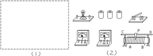 测定额定电压为3.8v的小灯泡工作时的电阻和额定功率.