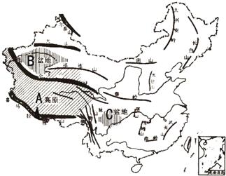 地图 简笔画 手绘 线稿 323_251