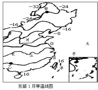 近年来,长江洪灾频繁发生,其主要自然原因是( )