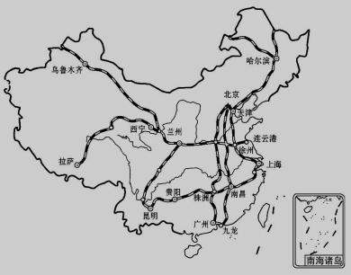 中国是团结的多民族大家庭.各民族人口数相差