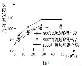 的用途. 1 煅烧石灰石可制得活性CaO.反应的化学方程式为 .为测定不
