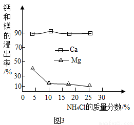 CaCO3在生产生活中有广泛的用途. 1 煅烧石灰石可制得活性CaO.反应的化学方程式为 .为测定不同煅烧温度对CaO活性的影响.取石灰石样品分为三等分.在同一设备中分别于