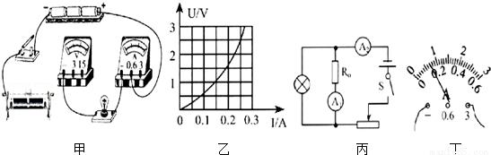 (2)电路连接正确后,闭合开关,发现小灯泡不亮,电压表,电流表都有示数