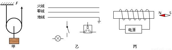 小华为了探究物体动能的大小与质量、速度的关系,设计了如图甲、乙所示的实验. 实验甲:质量相同的两个小球,沿同一光滑弧形轨道分别从A处和B处开始向下运动,然后与放在水平面上的木块相碰,木块在水平面上移动一段距离后静止,如图甲所示. 实验乙:质量不同的两个小球,沿同一光滑弧形轨道分别从A处开始向下运动,然后与放在水平面上的木块相碰,木块在水平面上移动一段距离后静止,如图乙所示. (1)要探究物体动能的大小与质量的关系应选用________图(填甲或乙). (2)实验中,让两个小球沿同一光滑弧形轨道分别从