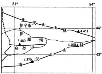 读我国珠江三角洲某地近三十年来土地利用和行政中心变化图.回答下列各题.1.80年代中后期.当地充分利用农业资源发展乡镇企业.据图分析该乡镇企业最先可能发展的工业部门是