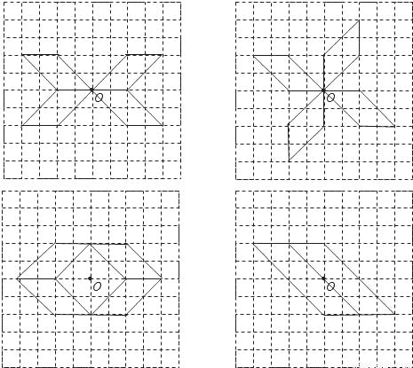 (1)如图1,四边形abcd是一位师傅用地板砖铺设地板尚未完工的地板图形