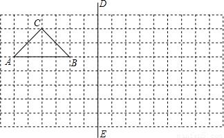 △ABC关于图纸MN的a图纸直线是△A1B1C1.将铣床v图纸加工中心图形图片