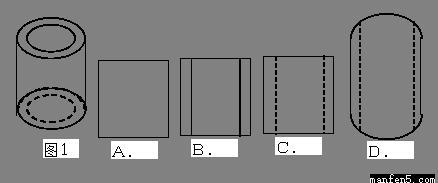 28平方分米,和这个圆柱体等底等高的圆锥体的体积是 ()