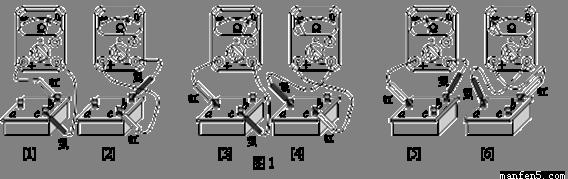 高中物理 题目详情                 (3)请在下图的接线柱间,用电路符
