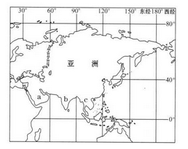 亚洲人口稠密地区那边_...1 从世界人口的分布图中可看出.人口稠密地区.主要分