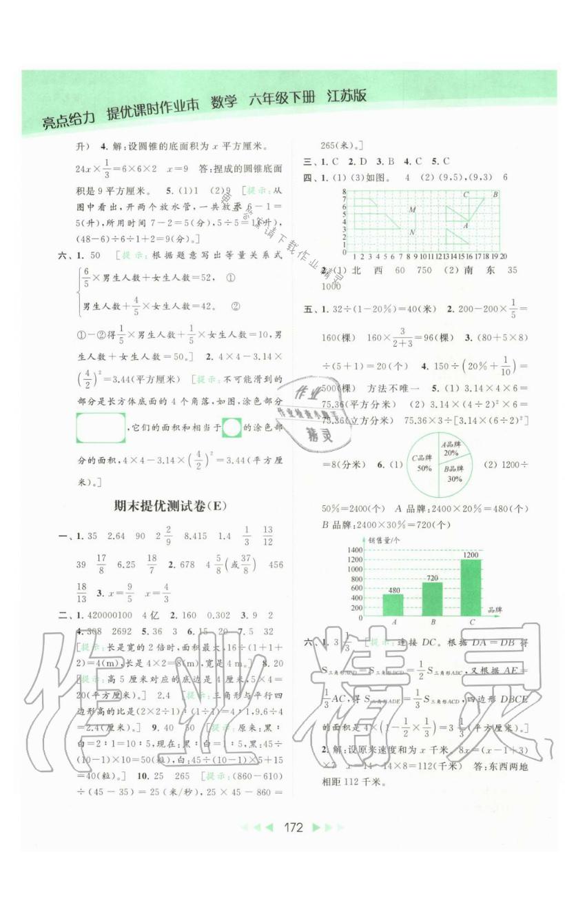 期末提优测试卷(E) - 第30页