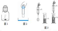 估测大气压强的原理_大气压强